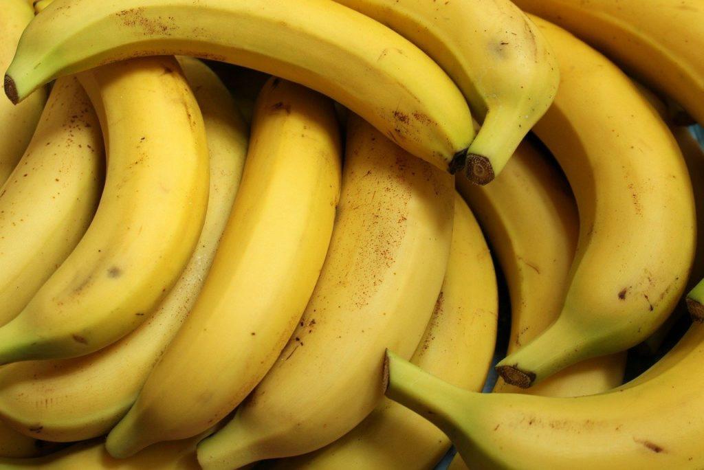 Co zrobić z bananów?