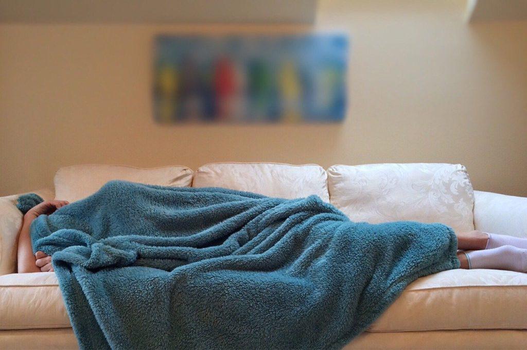 co zrobić żeby zasnąć