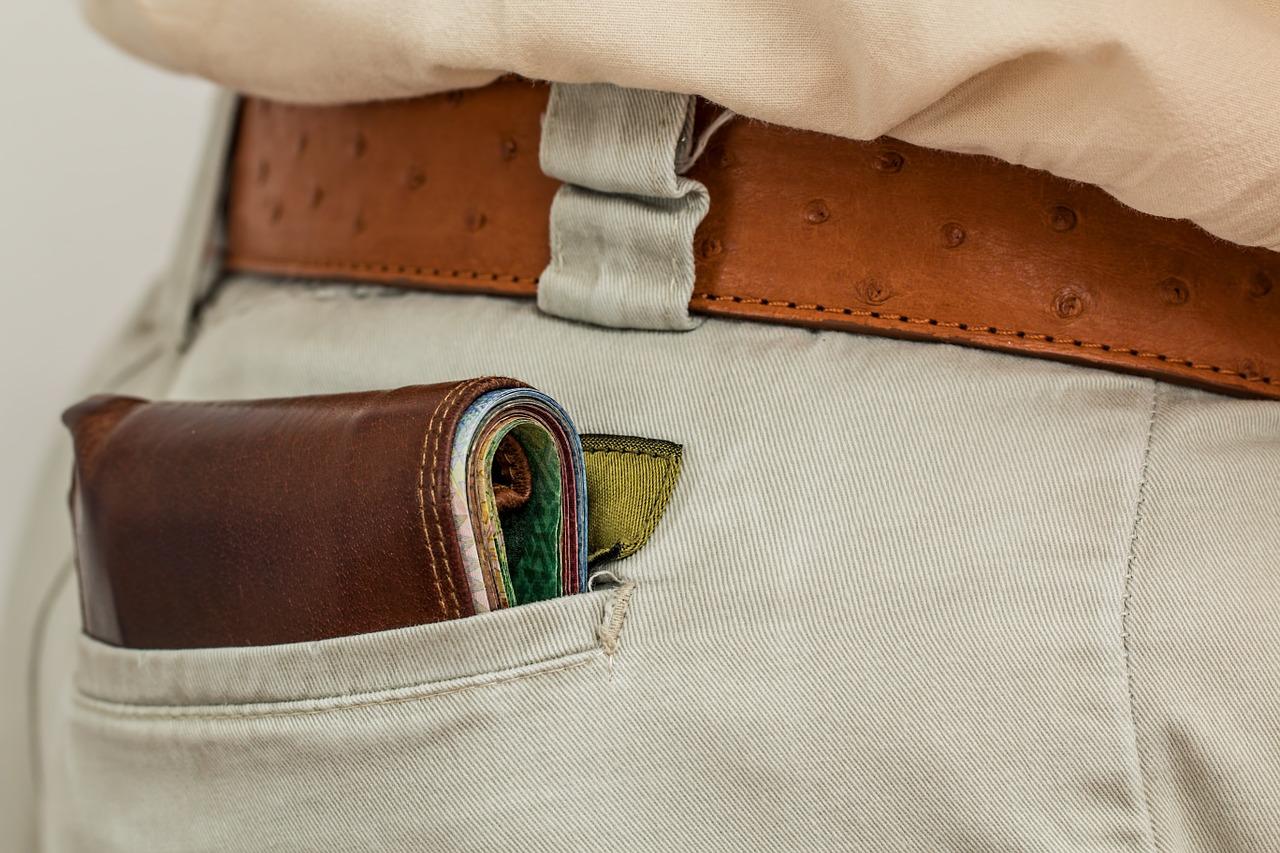 Co zrobić gdy zgubisz portfel